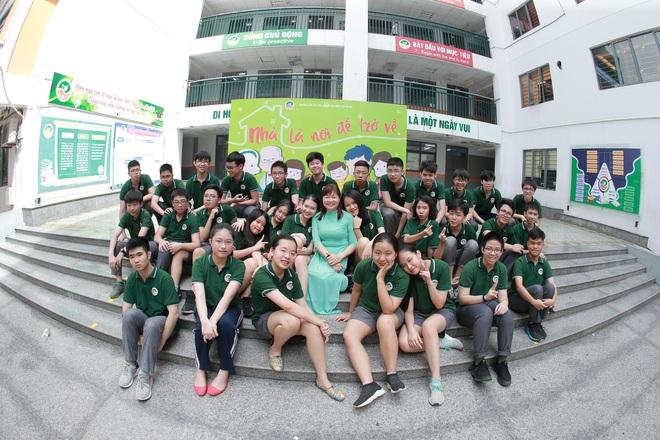 Lớp học siêu đỉnh với 32/32 học sinh đỗ chuyên Hà Nội, toàn Thủ khoa, Á khoa các trường top - Ảnh 4.