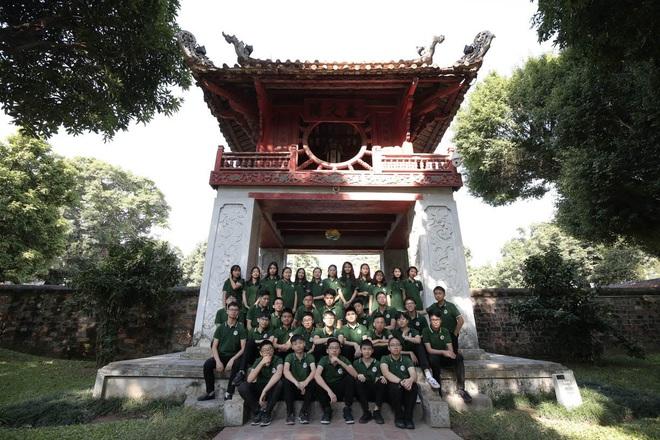 Lớp học siêu đỉnh với 32/32 học sinh đỗ chuyên Hà Nội, toàn Thủ khoa, Á khoa các trường top - Ảnh 3.
