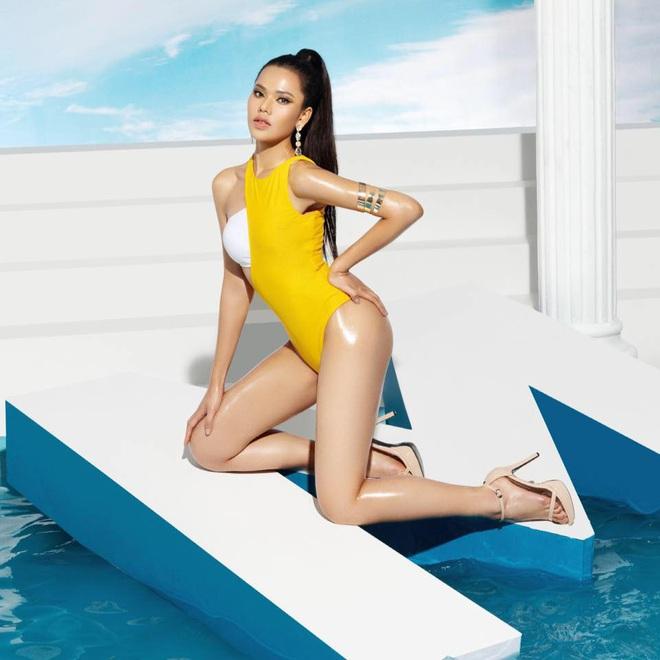 Những cái tên mới của Hoa hậu Việt Nam 2020 nhập hội đường đua bikini, ai cũng rất gì và này nọ - Ảnh 17.