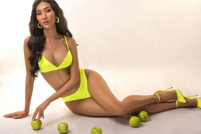 Những cái tên mới của Hoa hậu Việt Nam 2020 nhập hội đường đua bikini, ai cũng rất gì và này nọ - Ảnh 19.