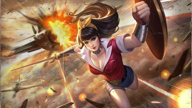 Chi tiết tăng, giảm sức mạnh tướng trong bản cập nhật Liên Quân Mobile: Roxie tăng sức mạnh khủng, Raz sắp phế! - Ảnh 8.