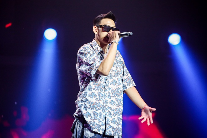 Rap Việt hãy dè chừng, dàn thí sinh của King Of Rap cũng chất và cực thu hút! - Ảnh 8.