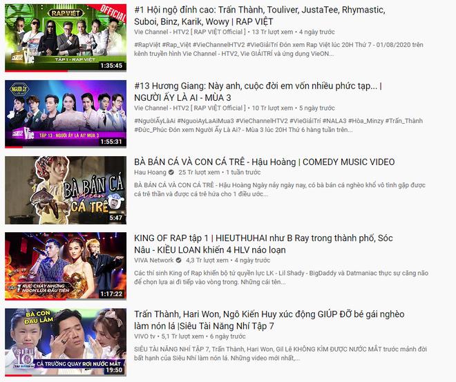 Rap Việt hot thật đấy nhưng thí sinh nổi bật nhất tuần qua lại là của King Of Rap! - Ảnh 1.
