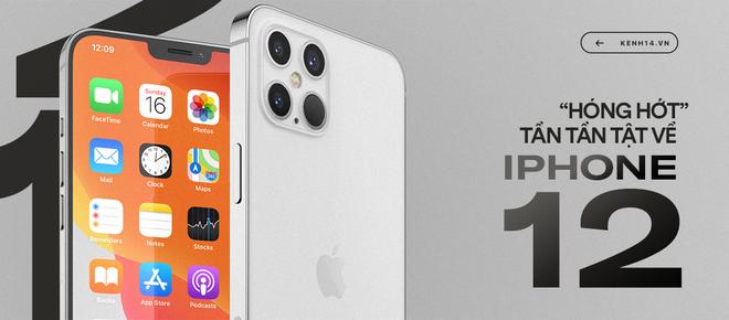 Ngắm concept iPhone 12 mini - Cái tên lạ lẫm nhất từ trước tới nay - Ảnh 6.