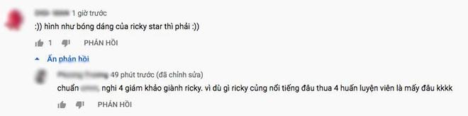 Ricky Star được réo tên trước giờ lên sóng tập 2 Rap Việt, là thí sinh nhận được 4 nón vàng? - Ảnh 6.