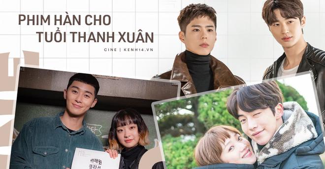 7 phim Hàn nạp năng lượng tuổi thanh xuân: Bỏ qua sao được Record of Youth của Park Bo Gum! - Ảnh 1.