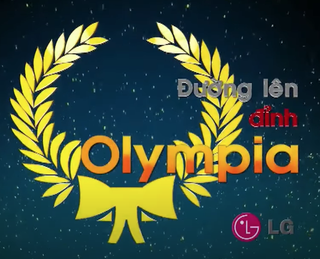 Hơn 20 năm phát sóng, logo Đường lên đỉnh Olympia liên tục thay đổi nhưng giải thưởng vẫn giữ nguyên - Ảnh 3.