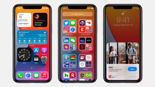 Apple will officially launch iOS 14 tomorrow (September 17) and here's something to look forward to!  Photo 2.