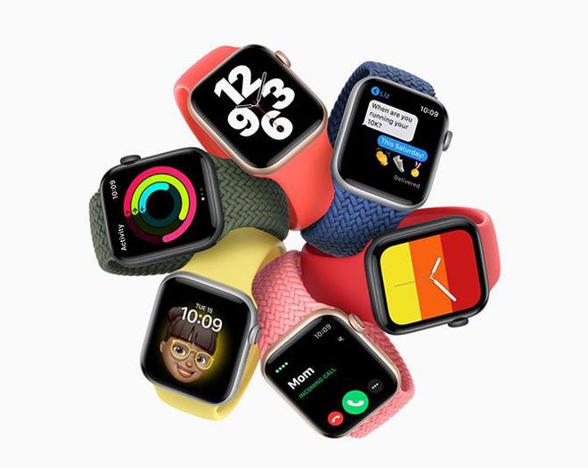 Vừa ra mắt iPad Air 4, Apple Watch loạn giá tại các cửa hàng Việt - Ảnh 5.