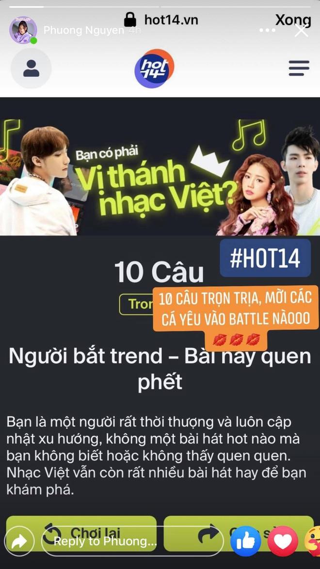 Bích Phương mất trí nhớ quên luôn hit của mình, Ngô Kiến Huy dọa từ mặt fan trong công cuộc truy lùng Vị thánh nhạc Việt - Ảnh 6.