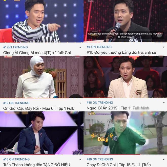 Từ phát ngôn của Trấn Thành, Minh Hằng trên show thực tế, top trending hiện có thực sự quan trọng? - Ảnh 2.
