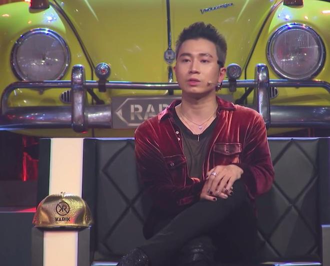 Karik khoe bộ móng ba màu trên Rap Việt, có lẽ nào đang ngầm phát cẩu lương cho fan? - Ảnh 4.