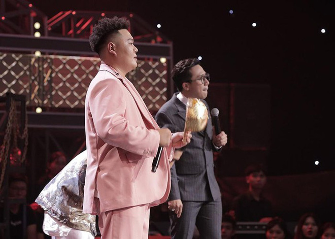 Hóa ra Suboi là người gợi ý cho Wowy tung nón vàng cứu học trò Karik ở Rap Việt! - Ảnh 3.