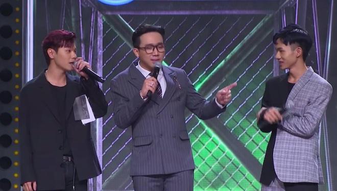 Đã 8 tập Rap Việt, MC Trấn Thành và Binz vẫn nhầm tên thí sinh - Ảnh 1.