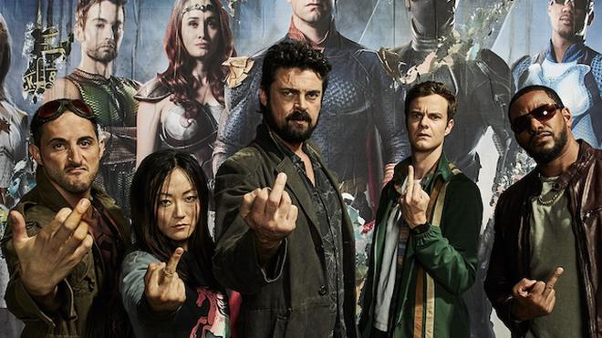 Phim siêu anh hùng The Boys: Đạo nhái trắng trợn DC - Marvel vẫn bánh cuốn bởi độ đen tối rợn người! - Ảnh 5.