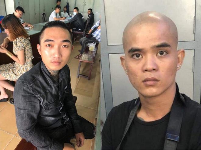 Vụ 3 người bị truy sát thương vong ở Sài Gòn: Nghi phạm khai do bạn gái bị chọc ghẹo - Ảnh 1.