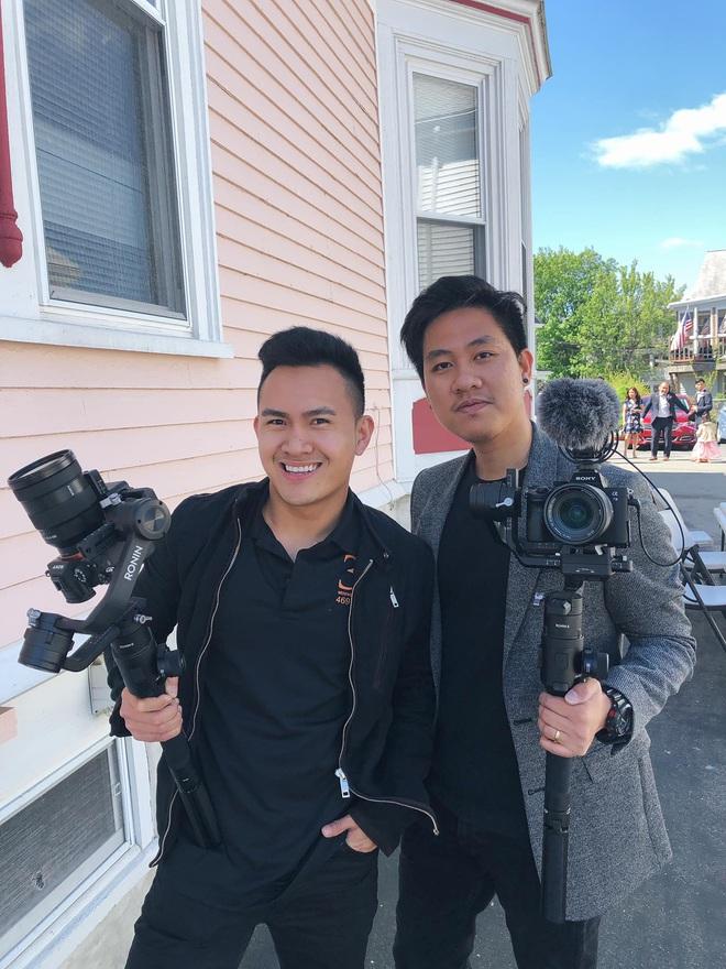 Con trai kỹ sư hàng không của Hoài Linh nói về tin đồn thất nghiệp tại Mỹ, tiết lộ thứ giá trị nhất được ba cho - Ảnh 7.