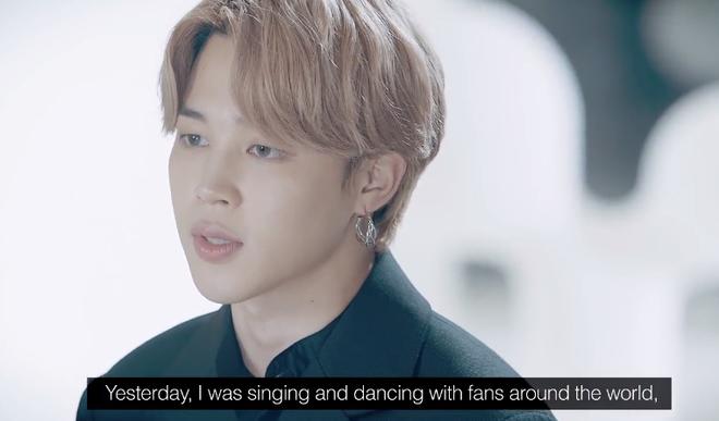 """BTS phát biểu ở LHQ trước 40 quốc gia, chạm đến triệu trái tim với thông điệp: """"Nếu tôi bỏ cuộc lúc này, tôi sẽ không thể trở thành ngôi sao của đời mình"""" - Ảnh 4."""