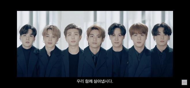 """BTS phát biểu ở LHQ trước 40 quốc gia, chạm đến triệu trái tim với thông điệp: """"Nếu tôi bỏ cuộc lúc này, tôi sẽ không thể trở thành ngôi sao của đời mình"""" - Ảnh 10."""