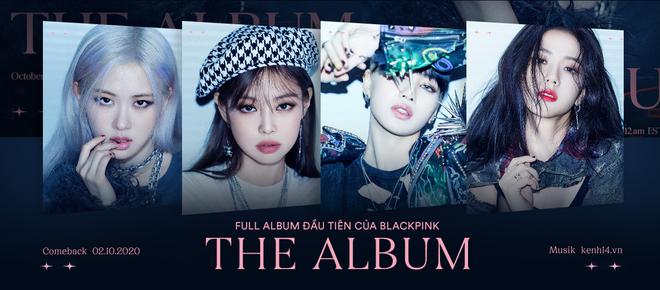 Hết bị dìm trong teaser, Rosé lại bị YG bỏ quên ở loạt ảnh profile của BLACKPINK trên Melon khiến fan la ó - Ảnh 6.