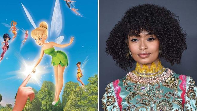 Disney chọn diễn viên da màu vào vai Tinker Bell, netizen tranh cãi dữ dội: Làm giống nguyên tác khó thế à? - Ảnh 1.
