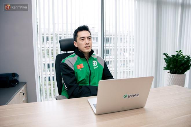 Phùng Tuấn Đức - CEO điển trai của Gojek Việt: Ngày đi làm bằng xe ôm, tối chỉ muốn dành thời gian cho vợ - Ảnh 3.