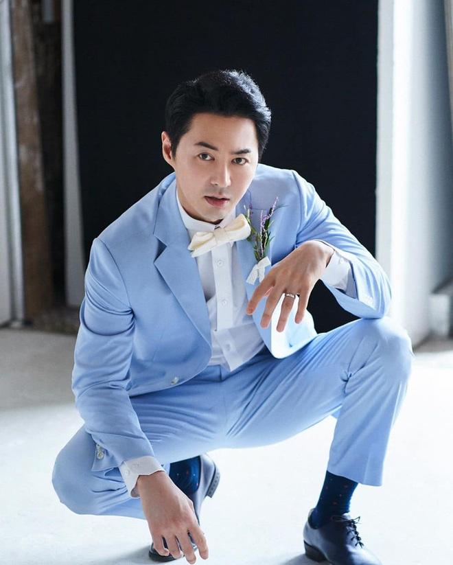 Đám cưới hot nhất Kbiz hôm nay: Nam thần Kpop một thời bảnh bao bên huyền thoại Shinhwa, nhan sắc cô dâu gây bất ngờ - Ảnh 5.