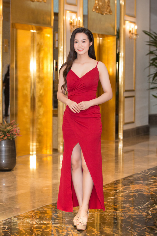 Dàn thí sinh đổ bộ sơ khảo miền Bắc Hoa hậu Việt Nam 2020: Bản sao Châu Bùi nổi bần bật, thí sinh diện váy bánh bèo gây chú ý - Ảnh 22.