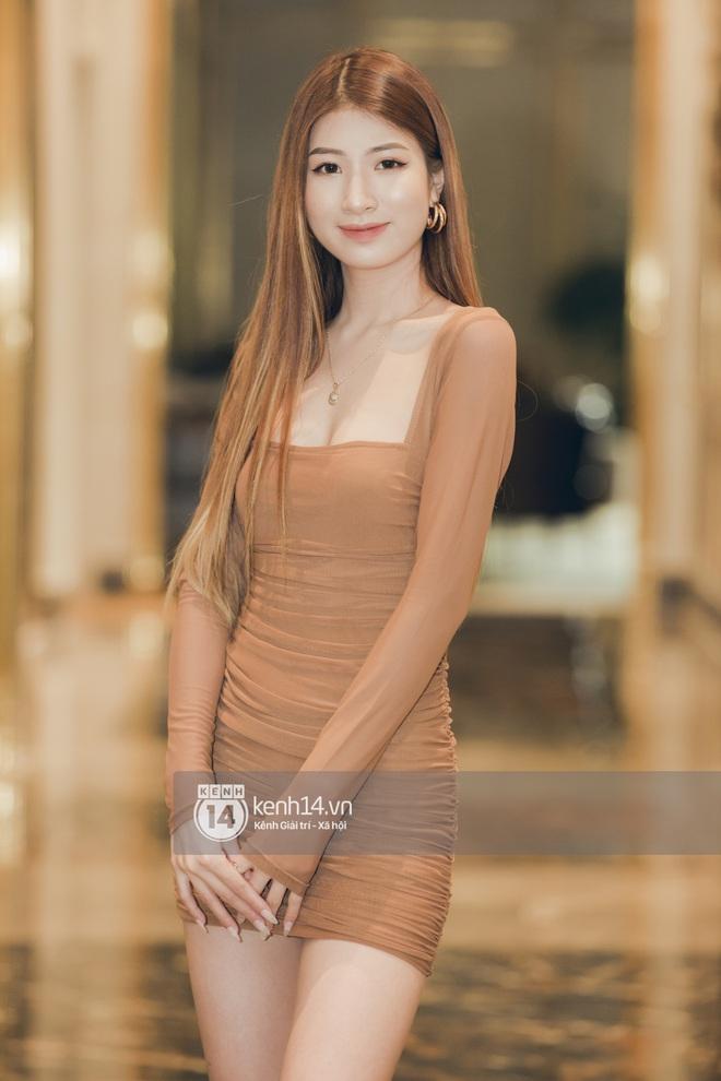Dàn thí sinh đổ bộ sơ khảo miền Bắc Hoa hậu Việt Nam 2020: Bản sao Châu Bùi nổi bần bật, thí sinh diện váy bánh bèo gây chú ý - Ảnh 8.