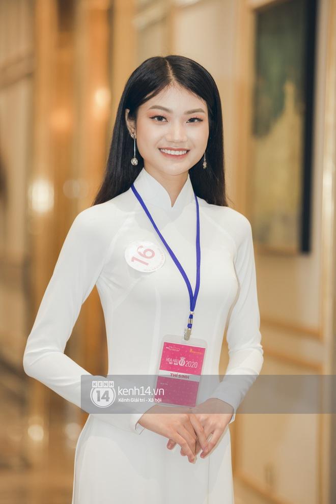 Dàn thí sinh đổ bộ sơ khảo miền Bắc Hoa hậu Việt Nam 2020: Bản sao Châu Bùi nổi bần bật, thí sinh diện váy bánh bèo gây chú ý - Ảnh 13.