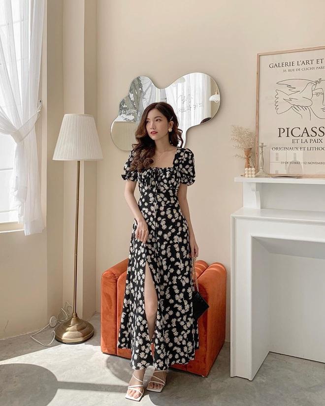 5 mẫu váy yểu điệu, nữ tính, sexy vừa đủ không phô phang nàng nào cũng nên có trong tủ đồ - Ảnh 7.
