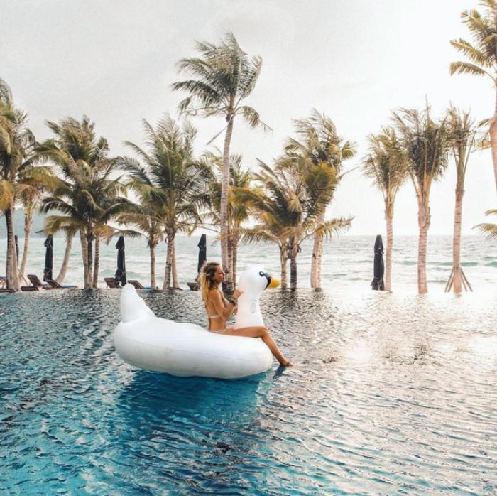 Trải nghiệm resort xa hoa như thiên đường ở Phú Quốc: Đẹp choáng ngợp, ăn ngon không thốt nên lời! - Ảnh 37.