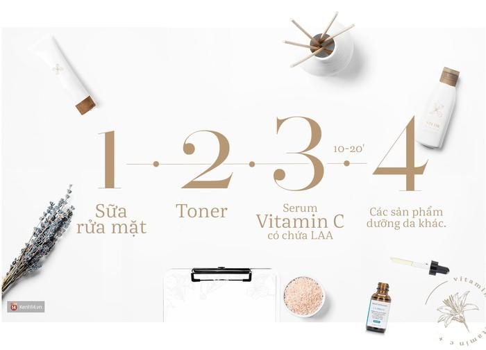 Serum Vitamin C - thần dược giúp da vừa trắng sáng vừa trẻ hóa, hết thâm nám và nhiều điều bạn chưa biết - Ảnh 11.