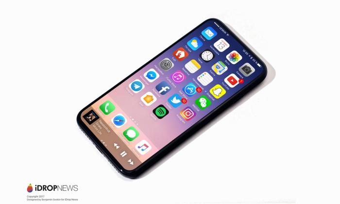 iPhone 8 vẫn có vân tay Touch ID, nhưng nó sẽ nằm ở nơi mà không ai muốn - Ảnh 3.