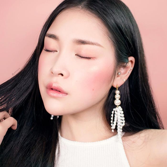 Vì sao má con gái Hàn luôn hây hây mướt rượt như thế? Câu trả lời chính là má hồng dạng sữa - Ảnh 24.