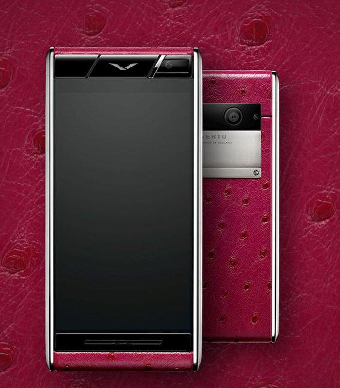 4 chiếc điện thoại Vertu sang chảnh mà ai cũng từng thích mê mệt - Ảnh 4.