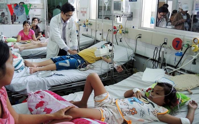 Sốt xuất huyết bùng phát thành dịch tại Quảng Ngãi