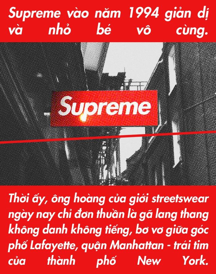 Supreme: Từ gã lang thang đoạt lấy ngai vàng ngành thời trang đường phố - Ảnh 3.