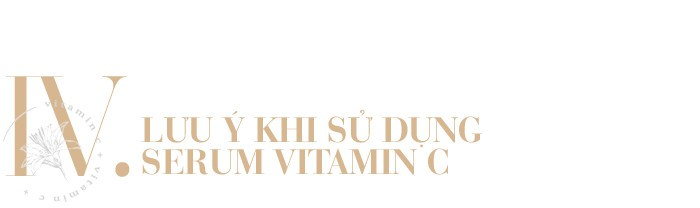 Serum Vitamin C - thần dược giúp da vừa trắng sáng vừa trẻ hóa, hết thâm nám và nhiều điều bạn chưa biết - Ảnh 10.