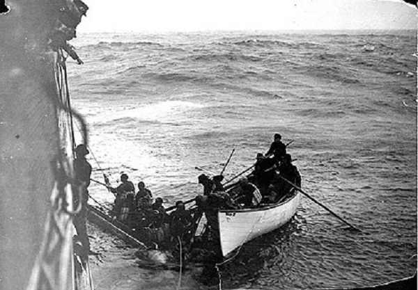 Cuộc mất tích bí ẩn của những ''con tàu ma'' 5