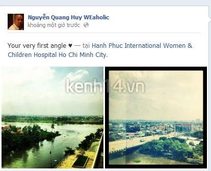 Cận cảnh con gái vừa sinh của Phạm Quỳnh Anh 4