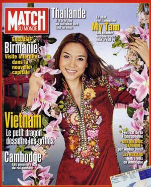 Những sao Việt được truyền thông nước ngoài chú ý 2