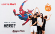 LOTTE Art: Sân chơi siêu chất cho giới trẻ Sài Gòn
