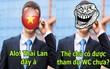 Ảnh chế: Việt Nam chọc tức Thái Lan sau kỳ tích giành vé World Cup
