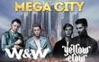 Lộ diện bộ tứ DJ nổi tiếng sẽ hội ngộ tại Mega City vào đầu tháng 12 này