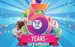 Tưng bừng mừng sinh nhật 5 năm Baskin Robbins với viên kem chỉ 15.000 đồng