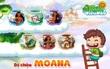 """Giới trẻ """"sôi sục săn lùng"""" bộ sưu tập Frozen, Moana, Mickey trong game Khu Vườn Trên Mây"""