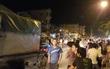 Hà Nội: Băng qua đường sắt, người đàn ông bị tàu hỏa tông tử vong