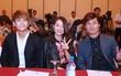 """Nhã Phương rạng rỡ bên cạnh 2 trai đẹp Kang Tae Oh và Mạnh Trường tại họp báo """"Tuổi Thanh Xuân 2"""""""