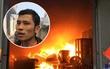 Nhiều người nghi vụ cháy ở KCN Ngọc Hồi do nhóm thợ hàn ống hút khói